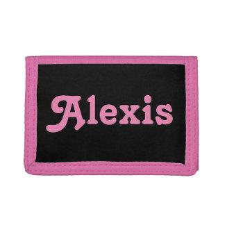 Wallet Alexis