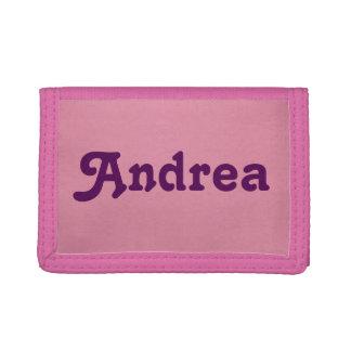 Wallet Andrea