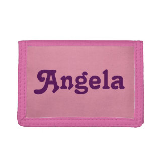 Wallet Angela