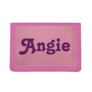 Wallet Angie