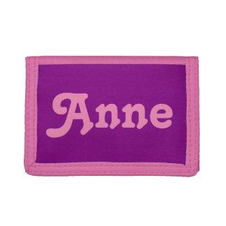 Wallet Anne