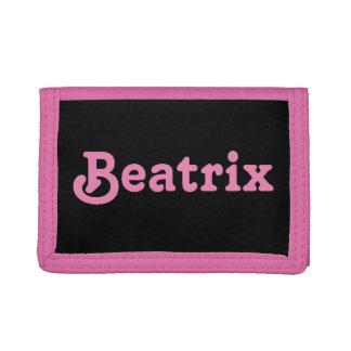 Wallet Beatrix