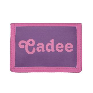 Wallet Cadee