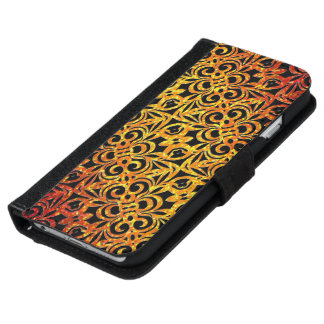 Wallet Case iPhone 6 Indian Style iPhone 6 Wallet Case