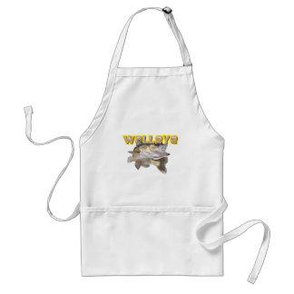 Walleye 2017 standard apron
