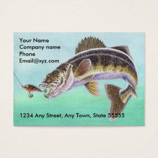 WALLEYE Business Card Template