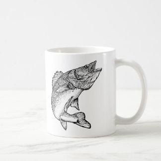 Walleye Fish Coffee Mug
