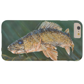 Walleye Original Painting Barely There iPhone 6 Plus Case