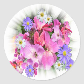 WALLFLOWERS & ANEMONES ~ Stickers
