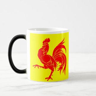 WALLONIA ~ Belgique Magic Mug