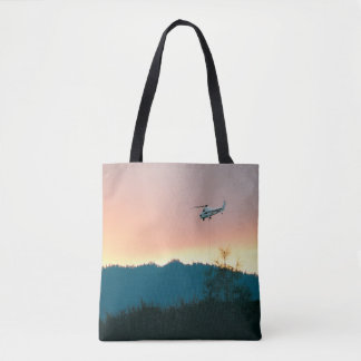 Wallows Fire of 2007... Tote Bag