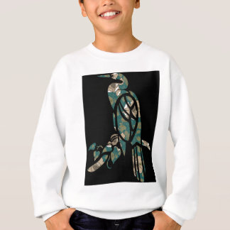 WALLPAPER BIRD SWEATSHIRT