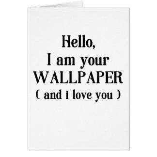 Wallpaper Card