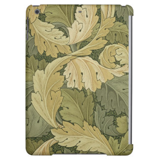 Wallpaper Design with Acanthus/Woodland colours, 1 iPad Air Covers