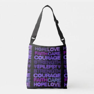 Wallpaper...Epilepsy Crossbody Bag
