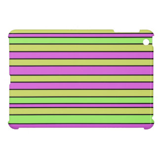 Wallpaper Print Stripe Design iPad Mini Cover