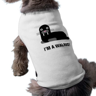 Wally Dog T Shirt