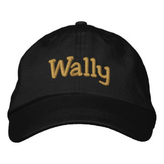 Wally Personalized Baseball Cap / Hat