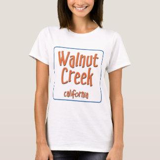 Walnut Creek California BlueBox T-Shirt
