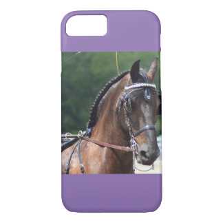 walnut hill carriage driving horse show iPhone 7 case