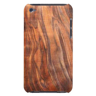 Walnut (Wood Grain) iPod Touch Case-mate Case