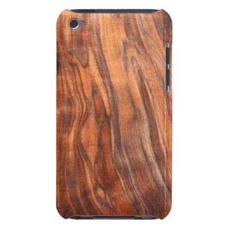Walnut (Wood Grain) iPod Touch Case-mate Case