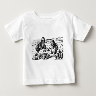 Walrus, Carpeter and Oysters Baby T-Shirt