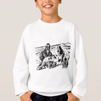 Walrus, Carpeter and Oysters Sweatshirt