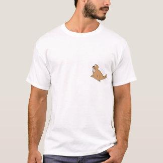 Walrus Cartoon T-Shirt