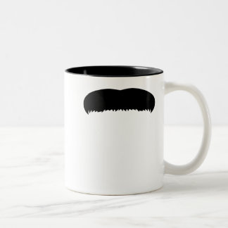 Walrus Mustache Mug