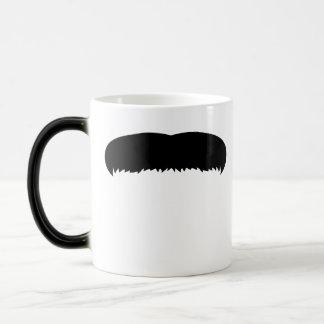 Walrus Mustache Morphing Mug