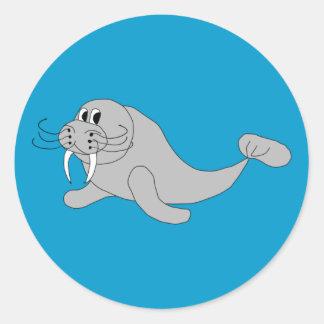 Walrus Sticker