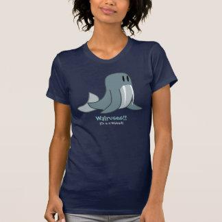 Walrus Text Shirt