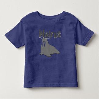 Walrus Toddler T-Shirt