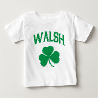 Walsh Irish Shamrock Baby T-Shirt