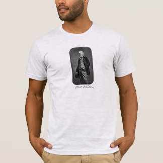 Walt Whitman As a Young Man 1860 T-Shirt