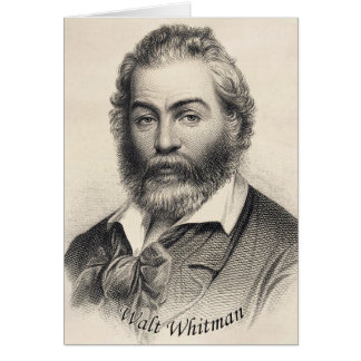 "Walt Whitman ""Happiness"" Quote Cards"