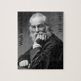 Walt Whitman in Washington D.C. Puzzles