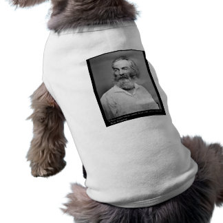 Walt Whitman Joy With You Love Quote Mugs Tees etc Dog Clothes