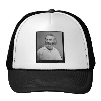 Walt Whitman Joy With You Love Quote Mugs Tees etc Hat