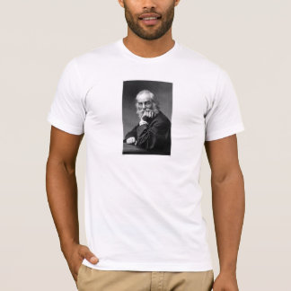 Walt Whitman Portrait in Washington, D.C. T-Shirt