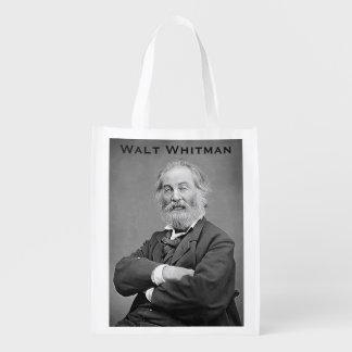 Walt Whitman Seated Portrait Photograph Age 47