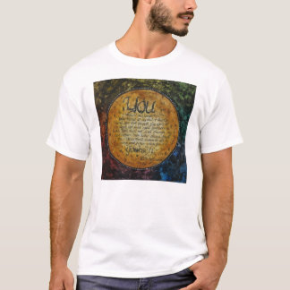 Walt Whitman T-shirt by unASLEEP