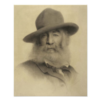 Walt Whitman: The Good Grey Poet Photo Print