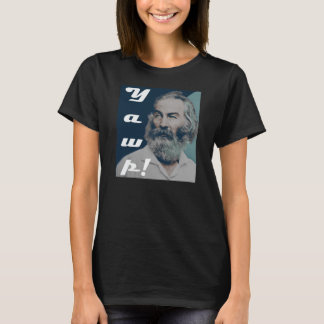 Walt Whitman's Yawp! T-Shirt