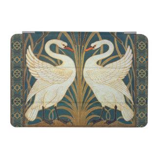 Walter Crane Swan, Rush And Iris Art Nouveau iPad Mini Cover