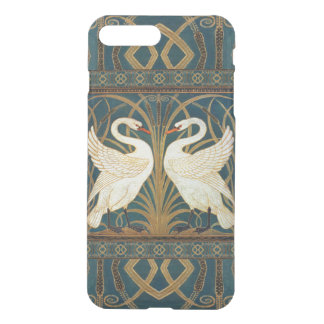 Walter Crane Swan, Rush And Iris Art Nouveau iPhone 8 Plus/7 Plus Case