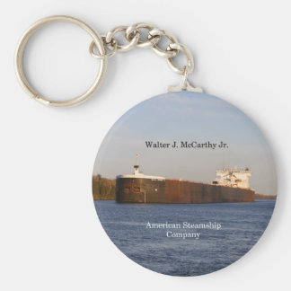 Walter J. McCarthy Jr.  key chain