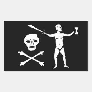 Walter Kennedy's Pirate Flag Sticker