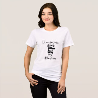 "Walter White's ""I'm The One Who Cooks"" T-Shirt"